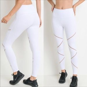 Pants - Zig zag design athletic leggings